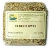 Cotswold Health Products Elderflower Tea 50g - COTS-01EL