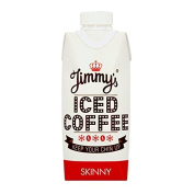 Jimmy's 330 ml Skinny Iced Coffee - Pack of 12