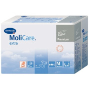 Hartmann Molicare Incontinence Pad Soft Extra Extra Large, 14 Pads
