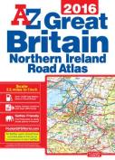 Great Britain Road Atlas: 2016