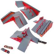 Tech Deck Ryan Sheckler Warehouse Plan B Bundle - 4 items - Version 1, 2, 3 and 4