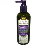 Avalon Organics Lavender Facial Cleansing Gel 200ml