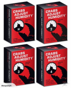 Cards against humanity Crabs Adjust Humidity - 4-Pack