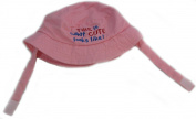 Baby Boy or Girls Bush Hat with slogan 'This is what cute looks like'