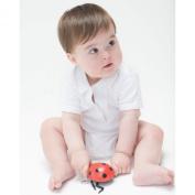 Babybugz Organic Baby Polo Bodysuit
