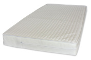 NightyNite Superstart Anti Allergenic Sprung Cot Mattress with Waterproof Protection