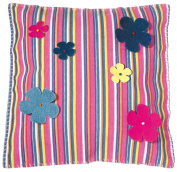Made by You Flower Power 13063 Cushion