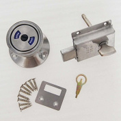 54651323 Indicator Bolt with Vacant Engaged Bathroom Toilet Door Lock