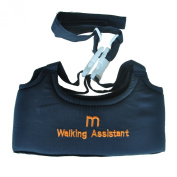 TOOGOO(R) Baby Toddler Walking Assistant Learning Walk Safety Reins Harness walker Wings - Navy