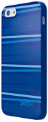 Skech Groove Case for iPhone 5 - Blue