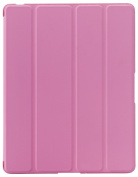 Skech Flipper Case with Built-In Stand for iPad 3 - Pink