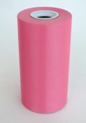 15cm Wide Pink Ceremonial Ribbon for Grand Openings/Re-Openings and Ribbon Cutting Ceremonies - 25 Yard Roll