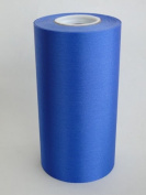 15cm Wide Royal Blue Ceremonial Ribbon for Grand Openings/Re-Openings and Ribbon Cutting Ceremonies - 25 Yard Roll