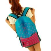 Mytom Anchors Shoulders Backpack Rucksack Teenage Girl Lady Student School Campus Bag Satchel Female Girlfriend Birthday Gift