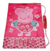 Peppa Pig Hopscotch Peppa Character PVC Swim Bag