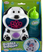 Bubble Buddies Toddlers Battery Operated Bubble Blowing Blower Machine - Dog
