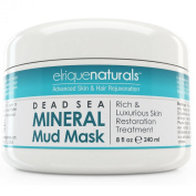 Dead Sea Mud Mask For Face And Body - Natural Dead Sea Minerals Dead Sea Mud Mask - Great For Acne Treatment, Pore Cleanser, Scrub And Exfoliant, Moisturiser, For All Skin Types, Men, Women And Teenagers - For Clear, Smooth, Radiant, Younger-Looking An ..