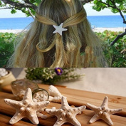 New Fashion Girl Korean Stylish Chic Starfish Beach Sea Star Hairpin Hair Clip