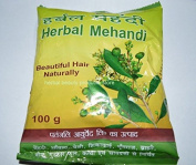 Baba Ramdev - Patanjali Herbal Mehandi for Hair - 100g
