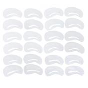 24pcs 6 Sets Eyebrow Stencils Eye Brow Grooming Shaping Templates DIY Makeup Beauty Tools
