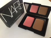 Nars Blush/bronzer Duo Deept Throat / Laguna 10ml Brand New in Box.