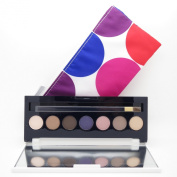 Estee Lauder, Lisa Perry Pure Colour Eye Shadow Palette 7 Colours, 0ml / 0.6g Each, with Makeup Bag