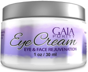 Best Eye Cream (Day & Night) for Dark Circles, Puffiness, Wrinkles, Firmness, Eye Bags, Crows Feet and Fine Lines - Anti-ageing