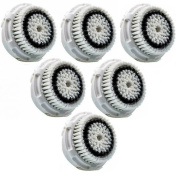 Maeline® Replacement Brush Head for Sensitive Cleansing & Delicate Skin (GENERIC) - 6pc Pack
