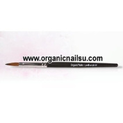 Nail Art Brush Wooden Handle PRO-6