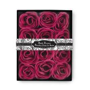 Bath Roses in Inspire Scent (Fresh & Energising Lemongrass) 12pc