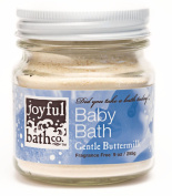 Joyful Bath Co Baby Bath Gentle Buttermilk, Fragrance Free, 270ml