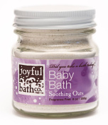Joyful Bath Co Baby Bath Soothing Oats, Fragrance Free, 270ml