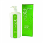 Vitabath Moisturising Bath & Shower Gelee, Original Spring Green 950ml (900 g) by Rich Brands