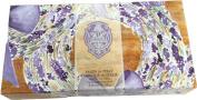 La Florentina Lavender Wreath 3 bars 150 gramme Italian Soap