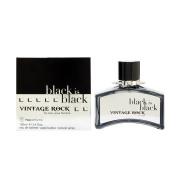 Black is Black Vintage Rock Pour Homme 100ml Eau de Toilette Spray