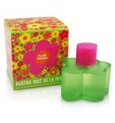 Flor Mania Agatha Ruiz De La Prada Eau De Toilette Spray 100ml / 3.4 Fl.oz Limited Edition