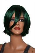 Epic Cosplay Chronos Shadow Green Wig 36cm
