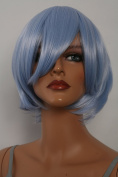 Epic Cosplay Chronos Ice Blue Cosplay Wig 36cm
