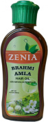 200ml Zenia Brahmi Amla Hair Oil 100% Natural No Mineral Oil