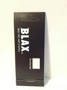 Blax Snag Free Hair Elastics Ponytail Holders 2mm - Clear