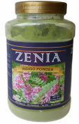 150g Zenia Indigo Powder Bottle Indigofera Tinctoria Natural Black Hair Dye