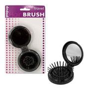 Pop-up Travel Hair Brush - Set of 24