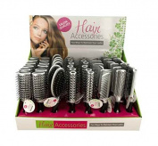 Hairbrush and Comb Display Case