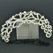 Big Hair Comb for Women Flower Hair Accessories Bridal Wedding Jewellery Hair pins Combs for Party XBY073CLE