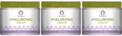 Hyaluronic Cream 3 x 120ml