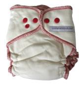 sustainablebabyish | sloomb overnight bamboo fleece fitted
