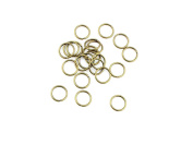 Qty 1900 Pieces B92015 Jump Rings 12mm Ancient Antique Bronze Fashion Jewellery Making Crafting Charms Findings Bulk for Bracelet Necklace Pendant