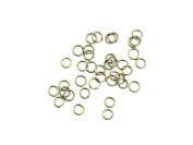 Qty 6030 Pieces B87058 Jump Rings 7mm Ancient Antique Bronze Jewellery Making Charms Findings Bulk Retro Accessoires Lots Vintage for Bracelet Necklace