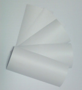 Adhesive Backed Vinyl for Craft or Vinyl Cutters │ 15cm X 30cm │ 5 Pack