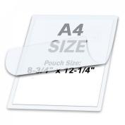 10 Mil Laminating Pouches (A4) 20cm - 1.9cm x 30cm - 0.6cm 25 per Box